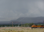 BNSF 532 Against The Storm